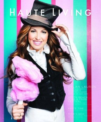 Danny Jelaca Salon in Haute Living Magazine
