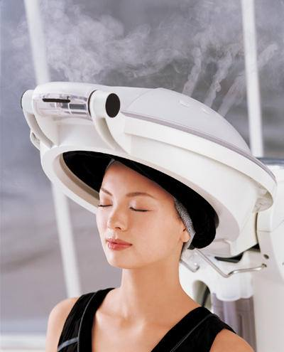 Service of the Week: MicoMist Steamer Conditioning Treatments.