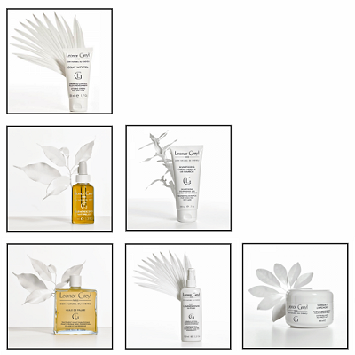 Thick, Dry Hair Treatment Collection-Leonor Greyl Paris