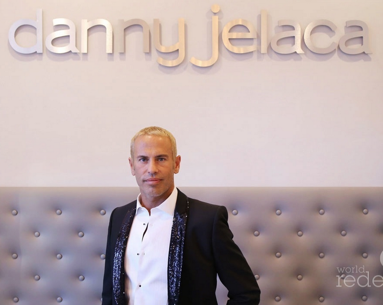 Danny Jelaca Salon in World Red Eye