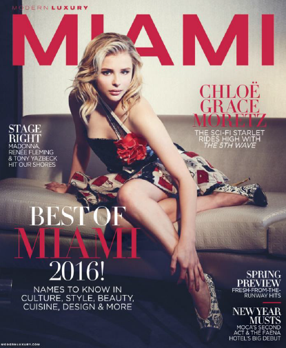 Shears Pleasure, Miami Magazine