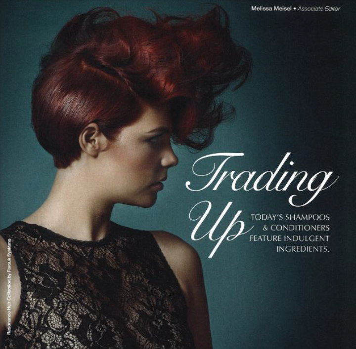 Danny in Happi Magazine for Today Hair Trading Up Tips