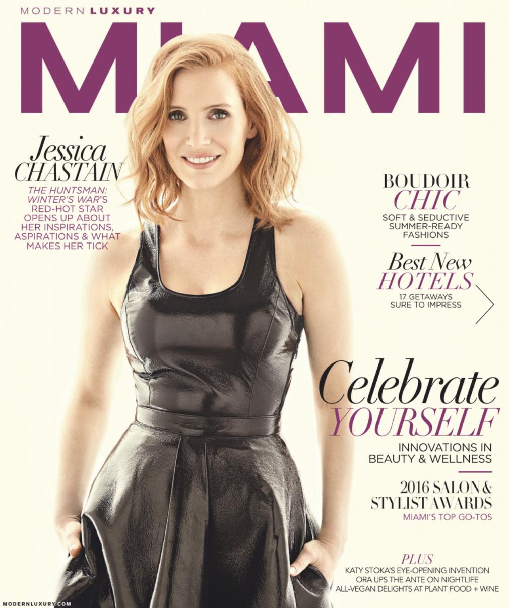 Danny in Miami Luxury Magazine