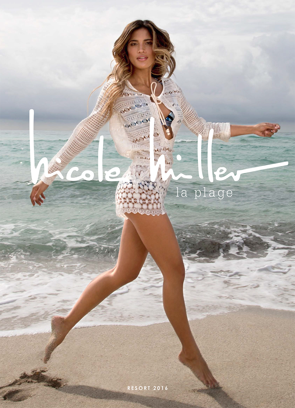 Nicole Miller La Plage LookBook