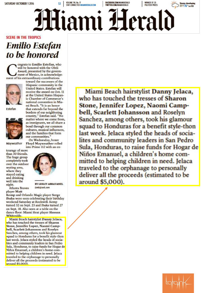 danny jelaca featured miami herald newspaper
